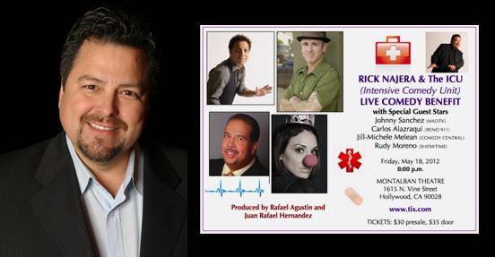 Rick Najera ICU Latino Weekly