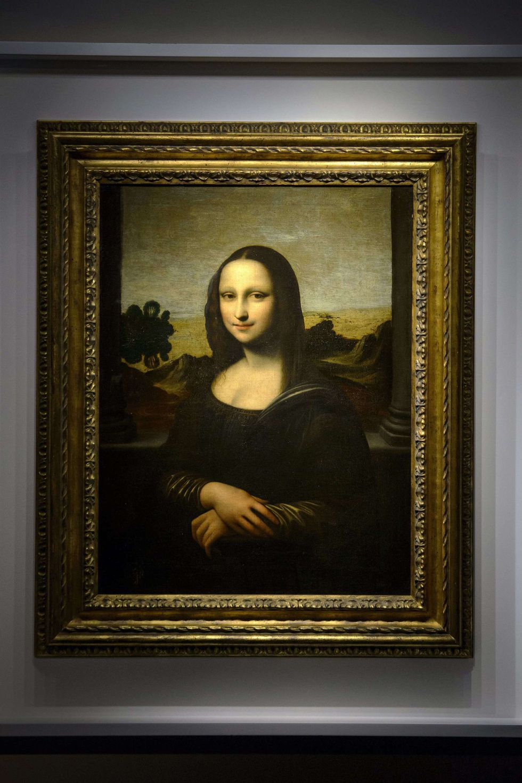 Hermana de Mona Lisa