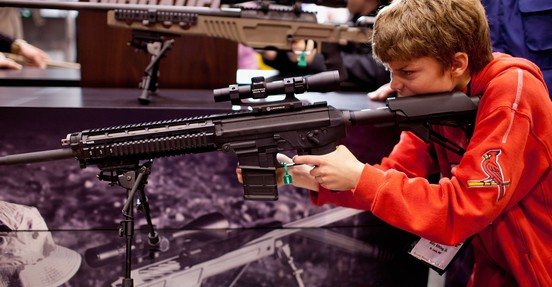 National Rifle Association Holds Annual Meeting In St. Louis