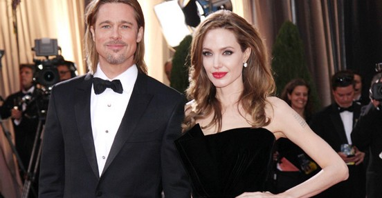 Apoya Brad Pitt decision de Angelina Jolie, la describe como heroica