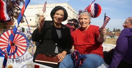 Paulina Miranda tiene posibilidades de hacer historia, aspira a ser la primera senadora  demócrata en California de origen mexicano