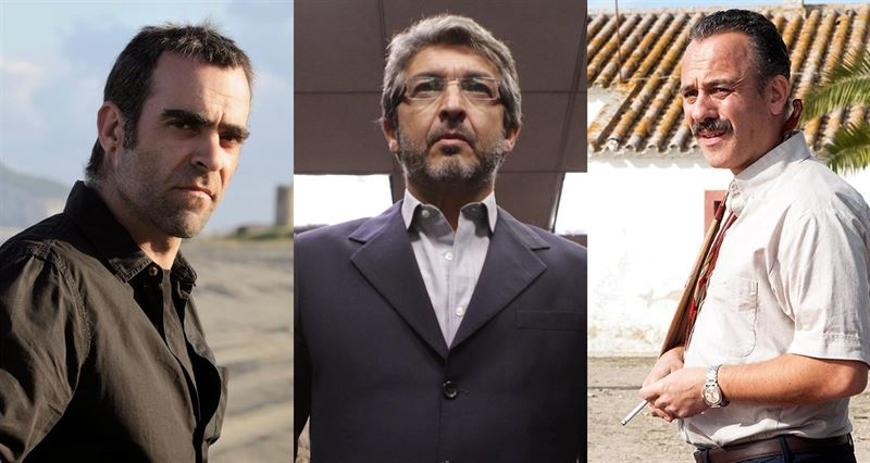 Actores nominados a los Premios Goya 2015