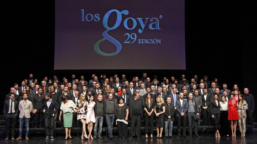 Premios Goya 2015 2