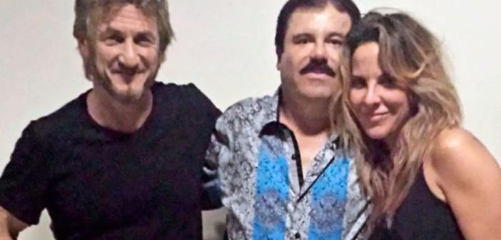 Kate del Castillo, Sean Penn y el Chapo Guzman