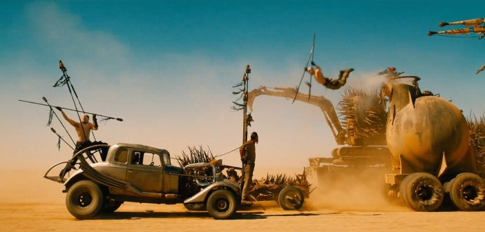"The real ""Mad Max: Fury Road"" can blow your mind"