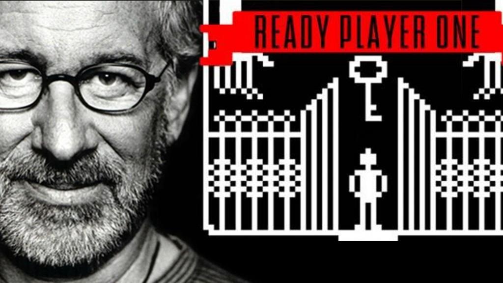 Readu}y Player One from Steven Spielberg