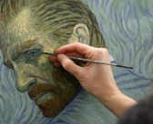 'Loving Vincent': the World's First Oil-Painted Movie