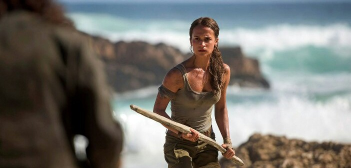 New Tomb Raider Trailer Gives Us Our Best Look At The Movie So Far