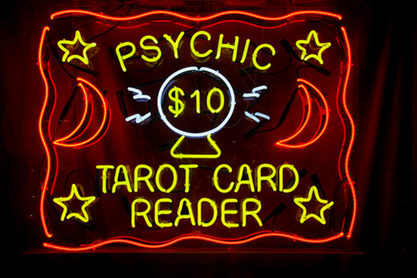 Carl Jung Tarot Reader
