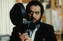 Stanley Kubrick on set