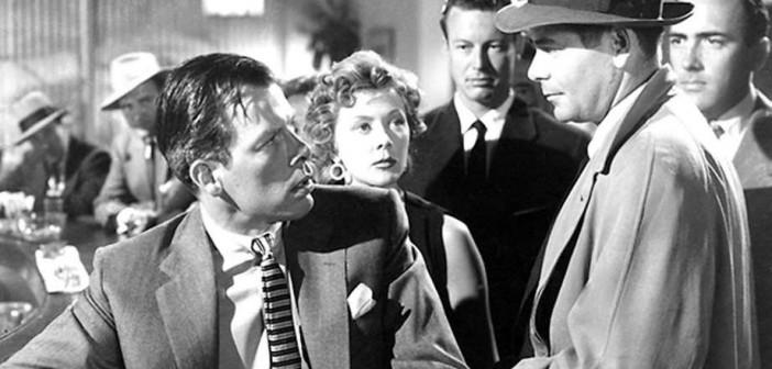 The Big Heat, dirigida por Fritz Lang, uno de los films noirs mas perfectos de la historia